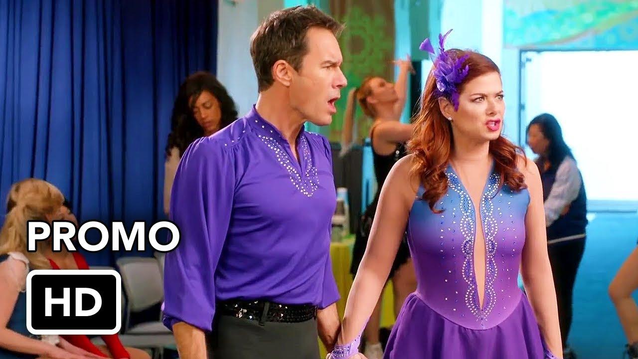 "Download Will & Grace Season 9 ""On Ice"" Promo (HD)"