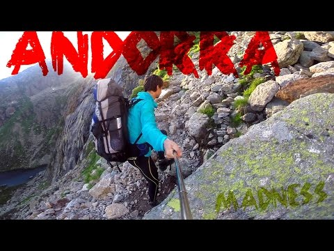 Andorra - Pyrenees Hiking Madness in June 2016
