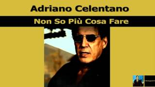 Adriano Celentano Non So Più Cosa Fare 2011