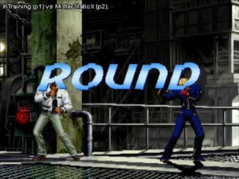 FightCade Kof 2000 InTraining (Brazil) vs MisterStaticX (Brazil)