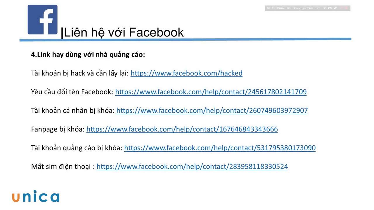 Khóa học Facebook Marketing từ A   Z58