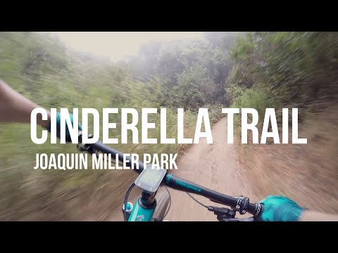 Ride with me | Cinderella Trail | Joaquin Miller Park MTB