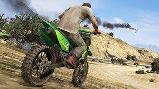 GTA 5 прохождение - Свободное падение (Caida Libre) - HD 720p