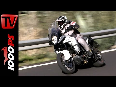 2015 | KTM 1290 Super Adventure Test  | Action, Sound, Fazit
