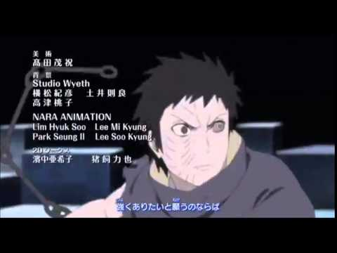 Naruto Shippuden Ending 29 FULL By DISH/FLAME