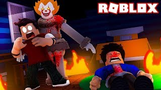 IT the THING KILLED MY BROTHER in ROBLOX!