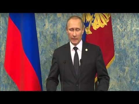 Путин на саммите в Париже: о сбитом СУ-24, об отказе Эрдогану, Турции, Сирии и ИГИЛ
