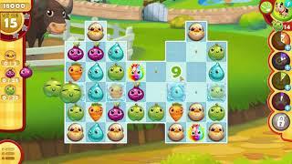 Farm Heroes Saga\팜히어로사가 게임 플레이 동료 스킬 screenshot 1