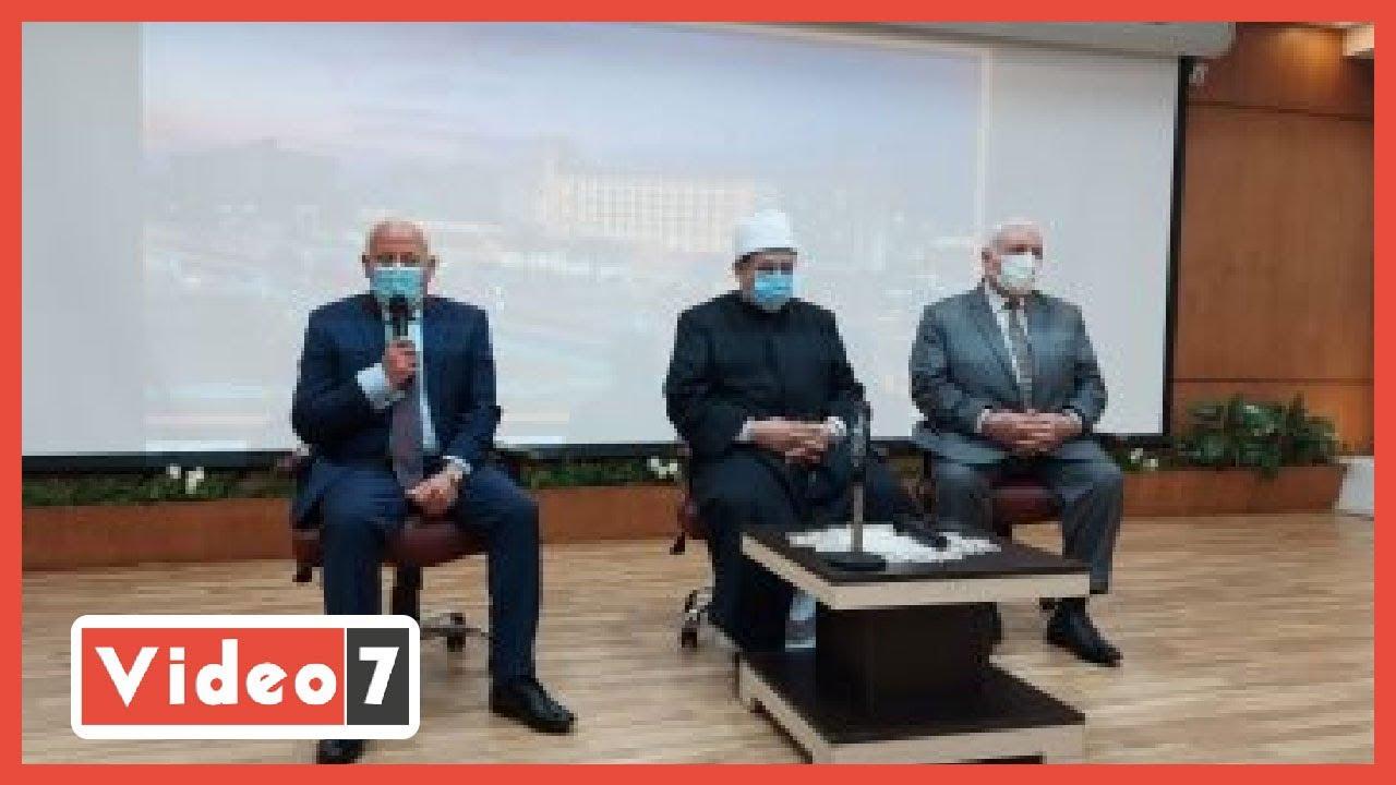 وزير الأوقاف : كلفنا وكلاء الوزارة بتهنئة الأقباط بأعيادهم