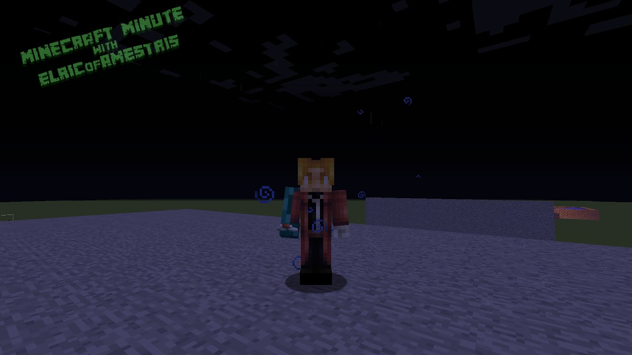 Minecraft Minute: How to see the timer of status effects