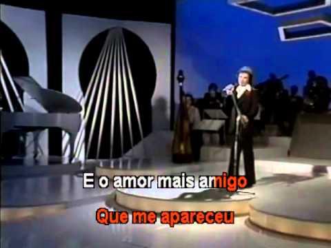 Roberto Carlos - Outra vez - Karaoke