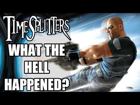 What The Hell Happened To TimeSplitters?