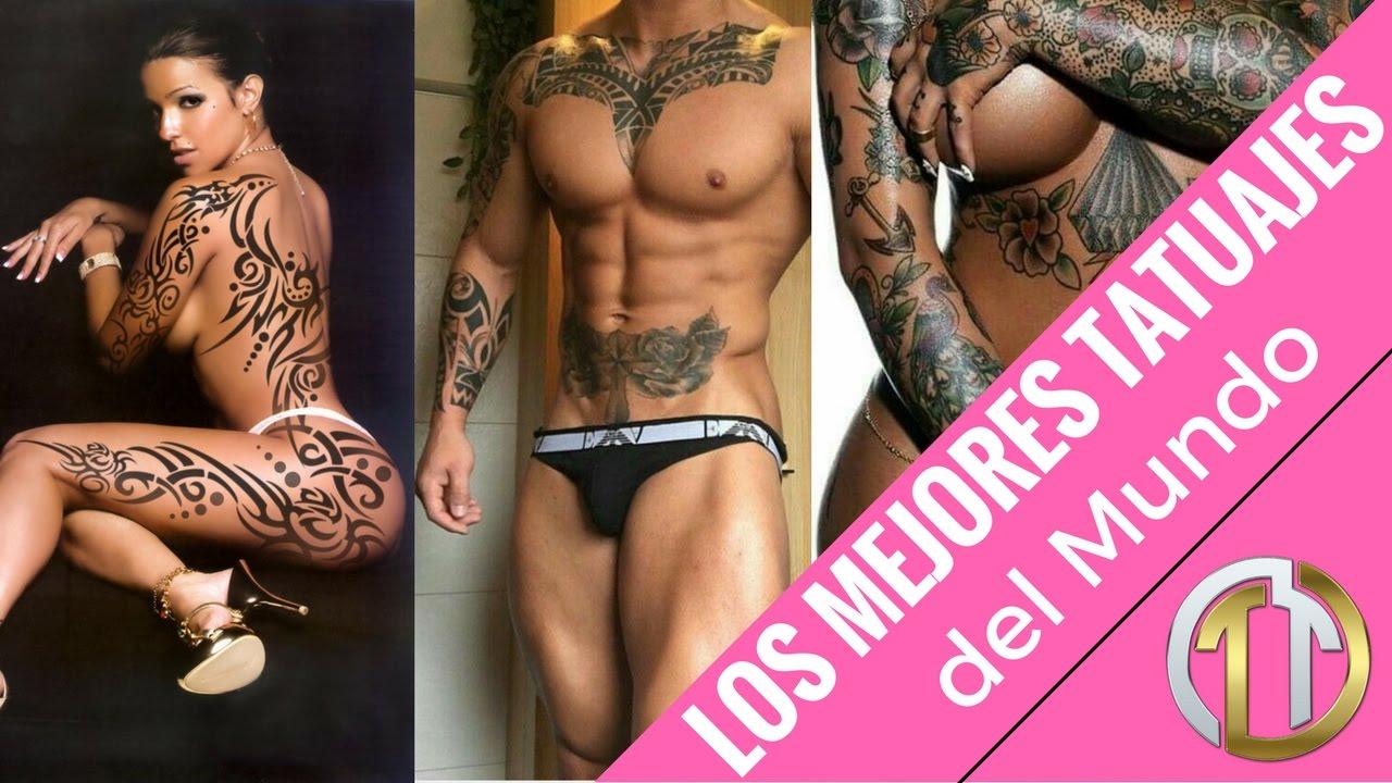 Los mejores tatuajes del mundo en modelos m s deseados y for Mejores carnavales del mundo