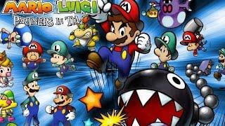 Mario & Luigi - Partners in Time - Nintendo DS - Gameplay em Português PT-BR