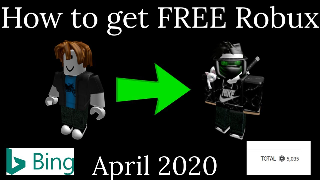 How To Get Free Robux April 2020 No Hack Youtube