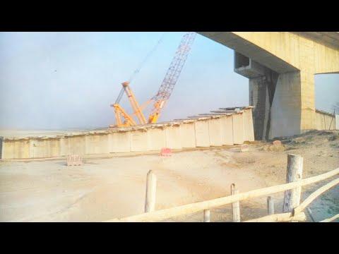 Mahatma Gandhi Setu current status 21-3-18  Road Bridge Construction in India, Bihar's Development
