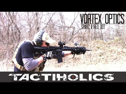 BRAND NEW Vortex Sparc II: See It First Here! - Tactiholics™
