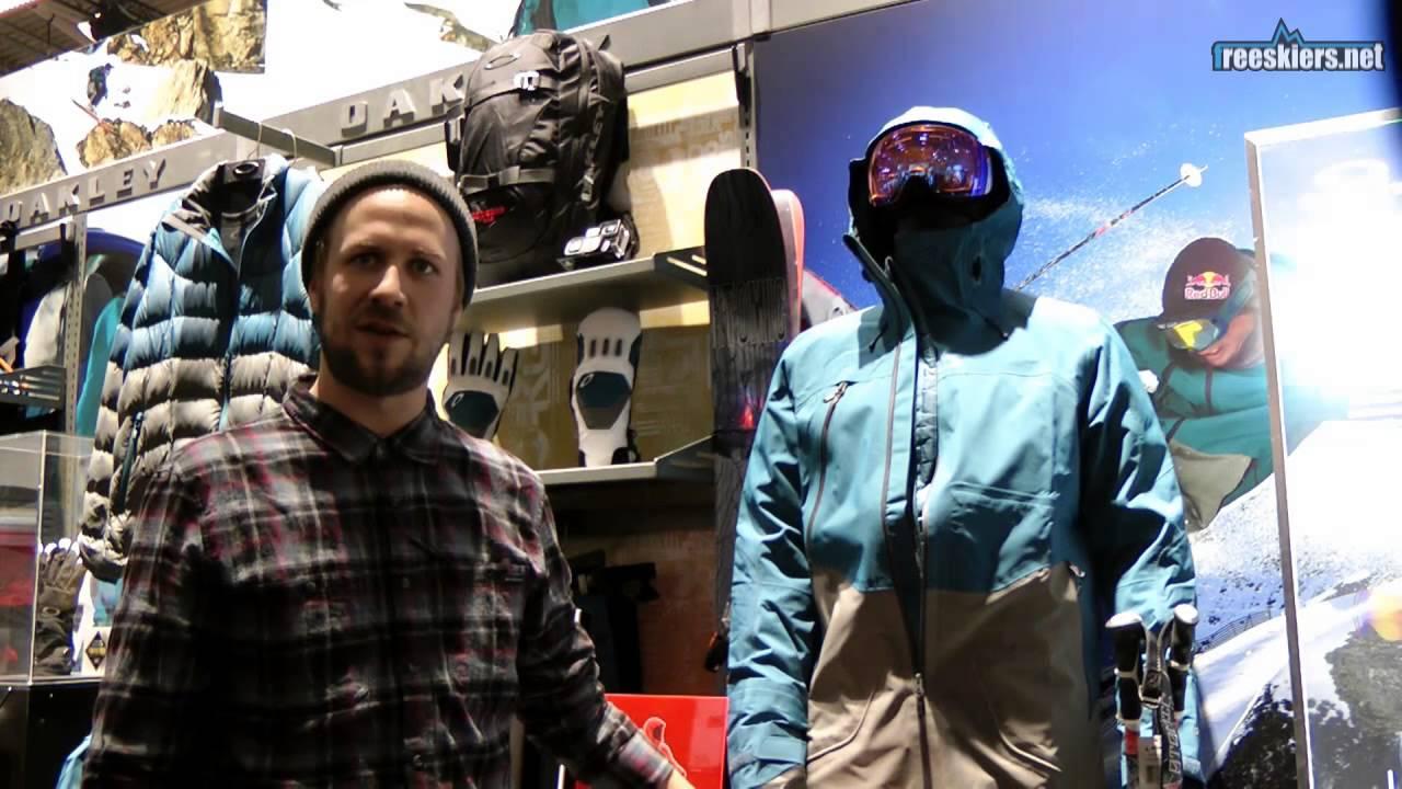 8d8f0786e09 freeskiers.net   ISPO 2014 - Oakley Outwear - YouTube