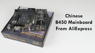 Review of the Colorful BATTLE-AX B450M-HD V14 AM4 Motherboard from AliExpress