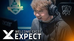 Welcome Expect | League of Legends European Championship LEC | exceL LoL