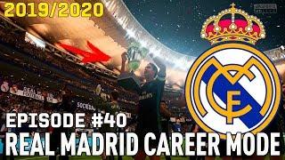 ЭТО КОНЕЦ? / РЕАЛ ВЗЯЛ ТРЕБЛ?   FIFA 18   Карьера тренера за Реал Мадрид [#40]
