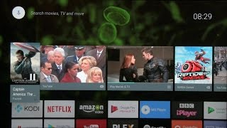 Nový Nvidia Shield Android TV (2017) - recenze