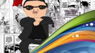 How to draw Psy/GANGNAM STYLE (강남스타일)  in Paint(Speed Drawing 8x) HD