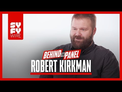 Robert Kirkman on Starting in Comics, Image and More (Behind the Panel)   SYFY WIRE