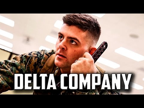 Delta Company 4-16 Mess Night Video
