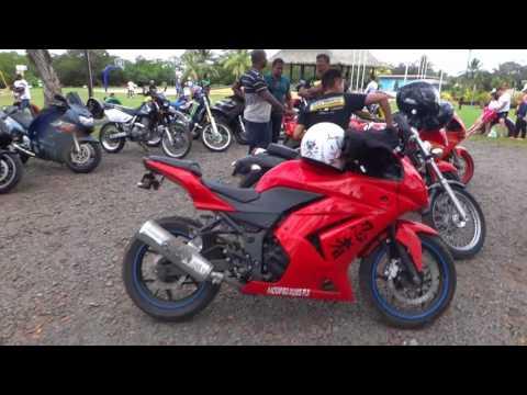 Fiji Bikers meetup July 2017