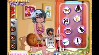 Rock Mädchen - Videospiel