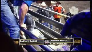 Son Anthony Lyons bullrider- Sponsors ALWAYS needed