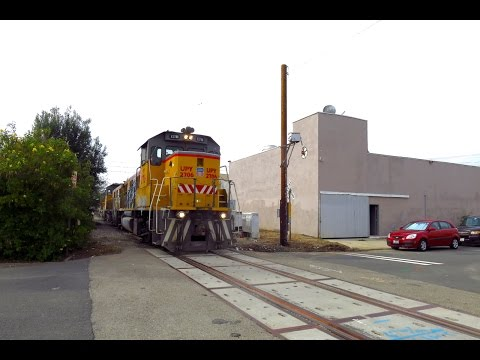 A Preview - Wig Wag Railroad Crossing in Gardena, CA