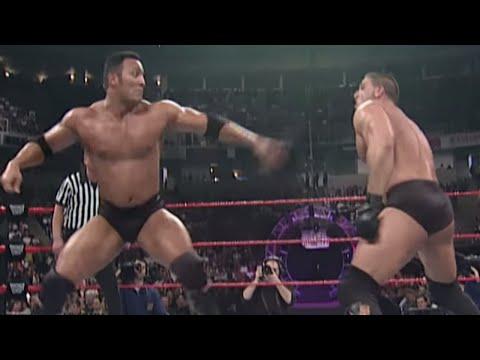 The Rock vs. Ken Shamrock  Intercontinental Championship Match: Royal Rumble 1998
