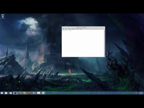 Create an Awesome Linux Development Environment in Windows with vmware