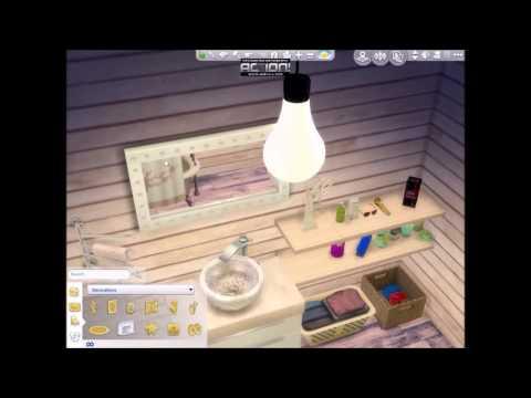 URBAN APARTMENT TOUR: Sims 4