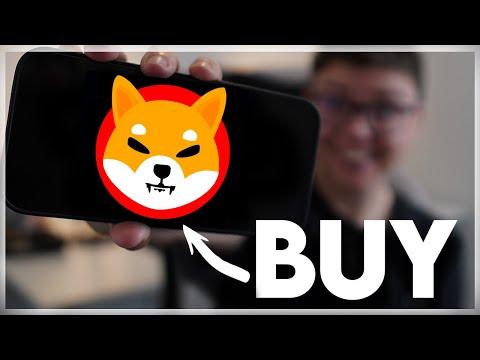How To Buy SHIB Tokens On BINANCE (Easy!!)