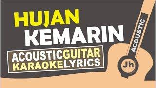 Taxi - Hujan Kemarin (Karaoke Acoustic Cover)