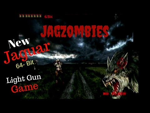 JagZombies Review for the Atari Jaguar by Second Opinion Games