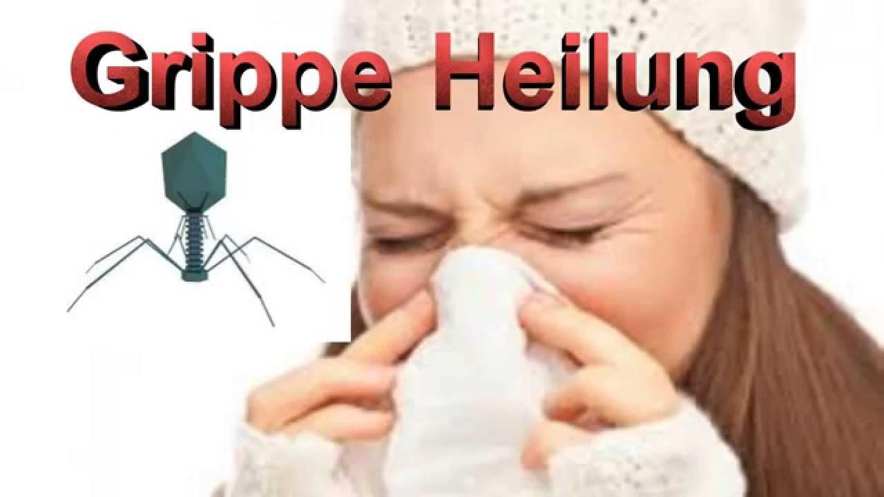 Heilung von der Grippe