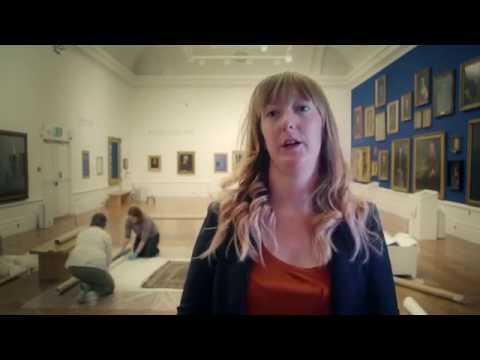 PLYMOUTH HISTORY CENTRE: Behind the Scenes - May 2016