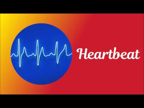 ASMR Binaural 3D Sound Heartbeat recording - for Relaxation and Sleep