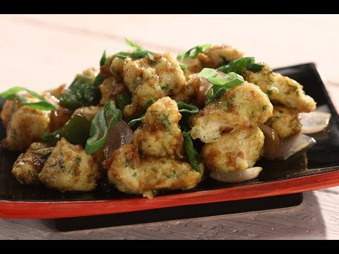 Chilli Chicken | Sanjeev Kapoor Khazana