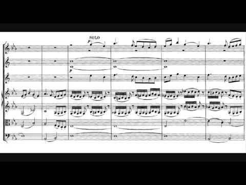 Wolfgang Amadeus Mozart - Horn Concerto No. 4, K. 495