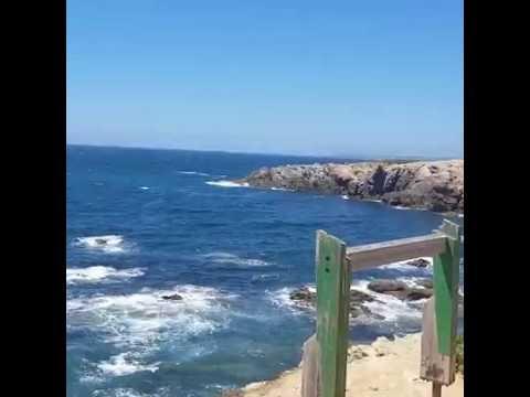 Porto Covo shore view, Portugal