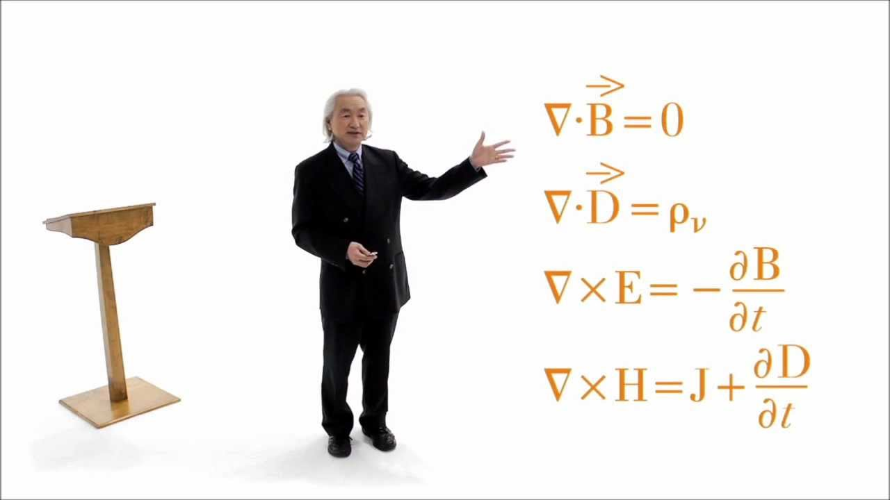 String Quotes Wallpaper Michio Kaku Let There Be Light Youtube