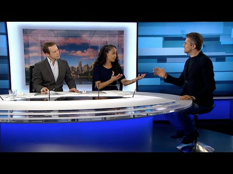 Australia ABC News 24 interviews Carlo Ratti