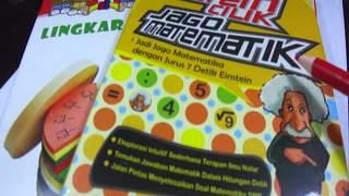 Konsep dan Rumus Cepat Matematika SD SMP SMA buku einstein