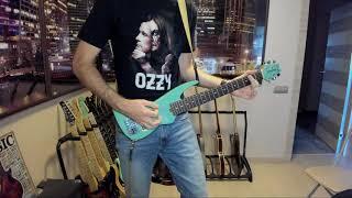 Кирилл Сафонов (guitar-science.ru) демонстрирует Рыбку