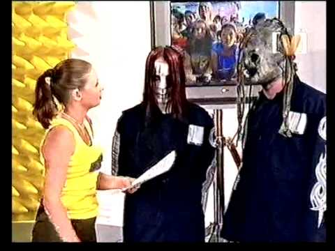 Slipknot Interview 2000 - Corey, Clown, Joey - Melbourne, Australia [Rare]